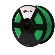 C-Tech Tisková struna (filament) PETG, 1,75mm, 1kg, zelená