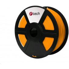 C-Tech Tisková struna (filament) ASA, 1,75mm, 1kg, oranžová