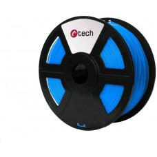 C-Tech Tisková struna (filament) PETG, 1,75mm, 1kg, modrá