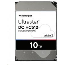 WD tern Digital Ultrastar HDD 10TB (WUS721010ALE6L4) DC HC330 3.5in 26.1MM 256MB 7200RPM SATA 512E