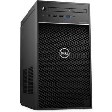 Dell Precision T3630/i7-9700K/16GB/256GB SSD+1TB/5GB Quadro P2200/DVDRW/klávesnice+myš/Win 10 Pro
