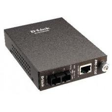 D-LINK 10/100to100BaseFX (SC) Singlemode Media Converter