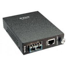 D-LINK 1000BaseT to 1000BaseSX (SC) Multimode Media Conv