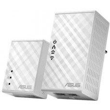 ASUS Retail!ASUS PL-N12 KIT 300Mbps AV500 Wi-Fi Powerline Ext(2ks)