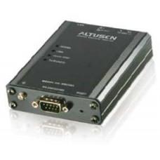 ATEN 1x seriový port RS232/422/485 přes LAN, IP