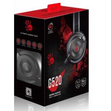 A4Tech Bloody G520 7.1. herní sluchátka, USB