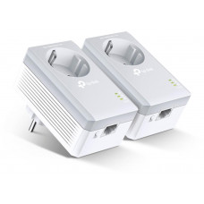 TP-LINK TL-PA4010P 600Mbps Powerline Starter Kit (2ks)