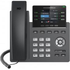 Grandstream GRP2613 [VoIP telefon - 3x SIP účet, HD audio, 24 prog.tl.+6 předvoleb, 2xLAN 1Gbps