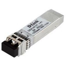 D-LINK 10GBase-SR SFP+ Transceiver, 80/300m