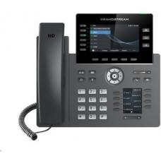 Grandstream GRP2616 [VoIP telefon - 6x SIP účet, HD audio, 48 prog.tl+6 předvoleb, 2xLAN 1Gbps
