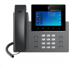 Grandstream GXV3350 [IP video-telefon s Androidem 7.0, PoE, WiFi, 5