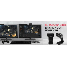 AVerMedia HD Webcam 310X, Full HD 1080p, with build-in microphone
