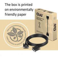 Club 3D Club3D kabel DVI-D Dual Link, 3m