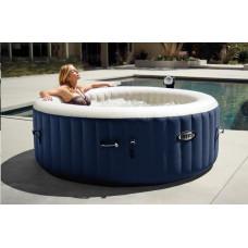 Marimex bazén vířivý nafukovací Pure Spa - Bubble HWS MODRÝ