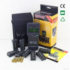 OEM Tester kabelů typ 8108 multi, testuje délku kabelů, chyby na vedení, až 8 přijímačů