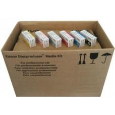 EPSON CD-Mediakit DISCPR.(900TY CDs+1set Ink)-voděodolný