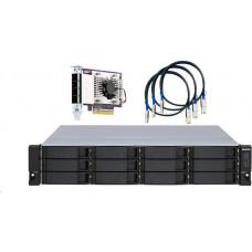QNAP TL-R1200S-RP -  úložná jednotka JBOD SATA (12x SATA), rack