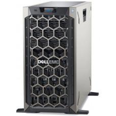 Dell PE T340/XE2244G/16GB/2x 600GB_10k/H730P_2GB/DRW/2xGL/iD_ENT/2x495W/3yPS_NBD