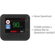 NAVITEL R300 GPS FHD kamera do auta (driver cam 1920x1080, lcd 2 in 320x240) černá