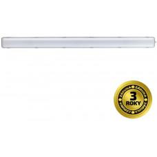 Solight LED osvětlení  prachotěsné, IP65, 36W, 4200lm, 4000K, 123cm, Lifud, 3 roky záruka