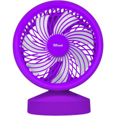 TRUST Ventu USB Cooling Fan - purple