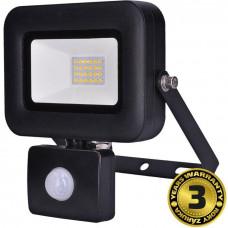 Solight LED reflektor PRO se senzorem, 20W, 1700lm, 5000K, IP44