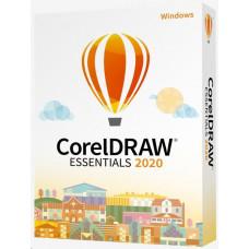 Corel raw Essentials 2020 CZ/PL- BOX