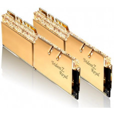 GSKILL G.SKILL 16GB=2x8GB Trident Z Royal Gold DDR4 3600MHz CL17 1.35V