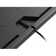GENESIS Mechanická klávesnice Genesis Thor 300 RGB, US layout, RGB podsvícení, software, Outemu