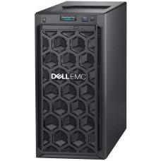 DELL server PE T140 E-2234/16G/2x4TB NL-SAS/H330+/2xGLAN/3NBD PrSu