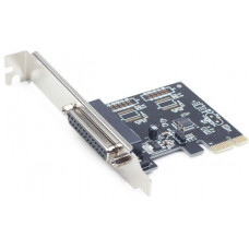 GEMBIRD PCI Express karta - LPT (DB25)