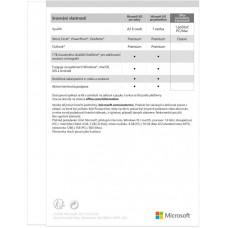 MICROSOFT Office 2019 pro domácnosti P6 Mac/Win CZ
