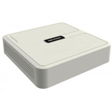 Hikvision HiWatch HWN-2104H-4P, NVR, 4MP, rekordér, 4 ch, 1 HDD, 4 PoE