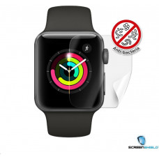 Screenshield fólie na displej Anti-Bacteria pro APPLE Watch Series 3 (42 mm)