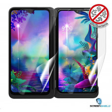 Screenshield fólie na displej Anti-Bacteria pro LG G8X ThinQ Dual Screen