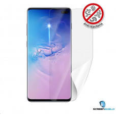Screenshield fólie na displej Anti-Bacteria pro SAMSUNG G975 Galaxy S10+