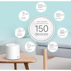 TP-link Deco X60(3-pack) [Wi-Fi Mesh systém pro celou domácnost se standardem AX3000]