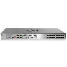 ADDER iew CATx 4016 AVX4016, 4 lokální uživatelé