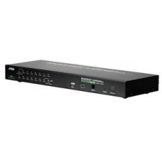 ATEN 16-port KVM USB+PS/2 OSD, rack 19