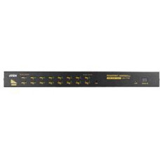ATEN 16port KVM, USB+PS2, 19