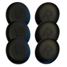 JABRA Ear Cushions for Evolve2 40/65, 6pcs,Black