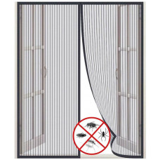 síť proti hmyzu okenní 150x130cm magnetická