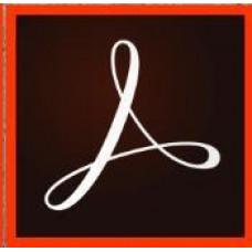 Adobe Acrobat Pro 2020 MP CZ NEW COM Lic 1+ (450)