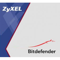 ZYXEL 2 YR Gateway Anti-Virus Bitdefender Signature license for ZyWALL 110 & USG110
