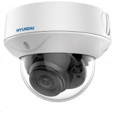 Hyundai analog kamera, 2Mpix, 25 sn/s, obj. 2,7-13,5mm (100°), HD-TVI, DC12V/PoC, IR 60m, IR-cut