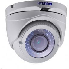 Hyundai analog kamera, 2Mpix, 25 sn/s, obj. 2,8-12mm (100°), HD-TVI, DC12V/PoC, IR 40m, IR-cut
