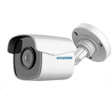 Hyundai analog kamera, 1Mpix, 25 sn/s, obj. 2,8mm (95°), HD-TVI /CVI / AHD / ANALOG, DC12V, IR 20m