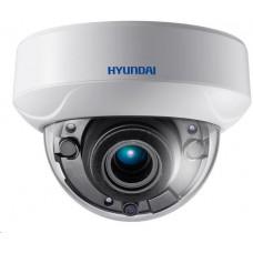 Hyundai analog kamera, 2Mpix, 25 sn/s, obj. 2,8-12mm (100°), HD-TVI, DC12V, IR 20m, IR-cut, WDR