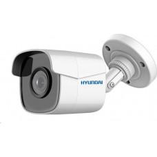 Hyundai analog kamera, 2Mpix, 25 sn/s, obj. 2,8mm (100°), HD-TVI / CVI / AHD / ANALOG, DC12V, IR