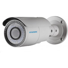 Hyundai analog kamera, 2Mpix, 25 sn/s, obj. 2,7-12mm (100°), HD-TVI, DC12V/PoC, IR 40m, IR-cut